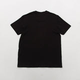 U.E. Embroided T Shirt - Black