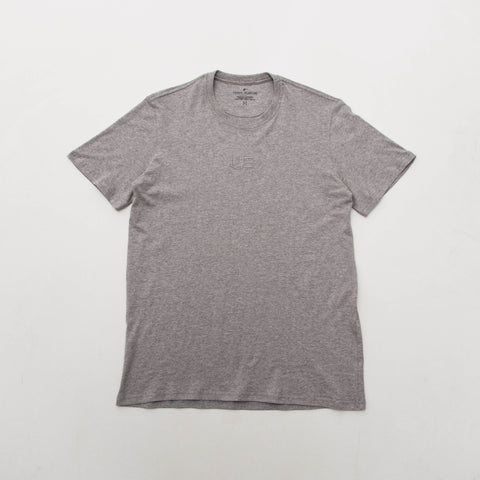 U.E. Embroided T Shirt - Grey