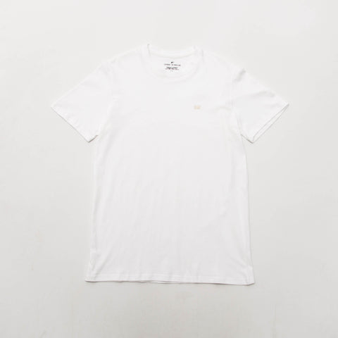 U.E. Logo T Shirt - White