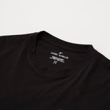 U.E. Logo T Shirt - Black