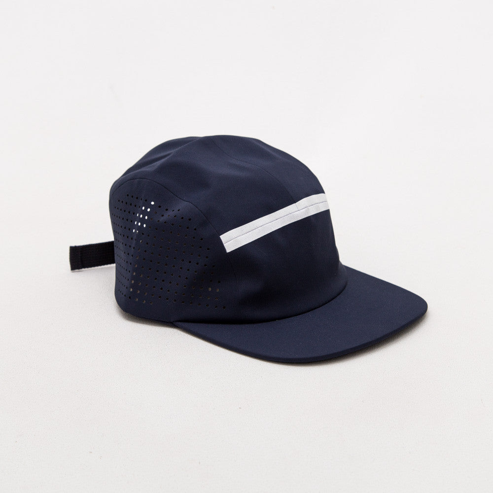Glendale Seamless - Navy Perforated