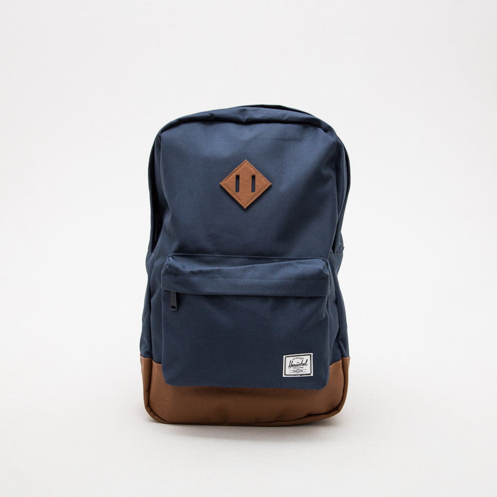 Heritage - Navy / Tan - A Store