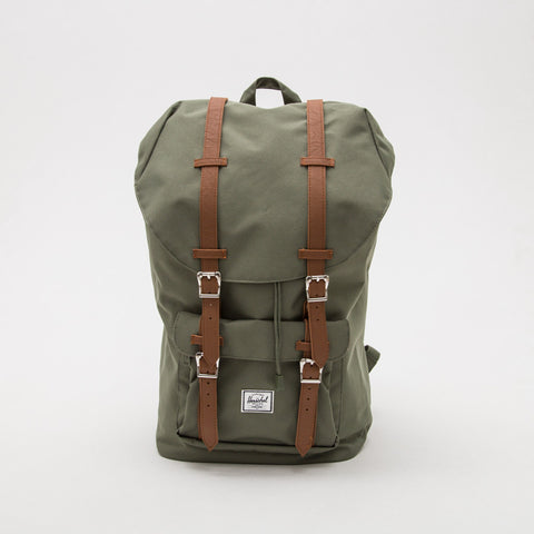 Little America Backpack - Lichen Green - A Store