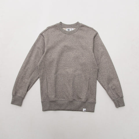 adidas XbyO Crew - Grey Heather BQ3079 | AStore