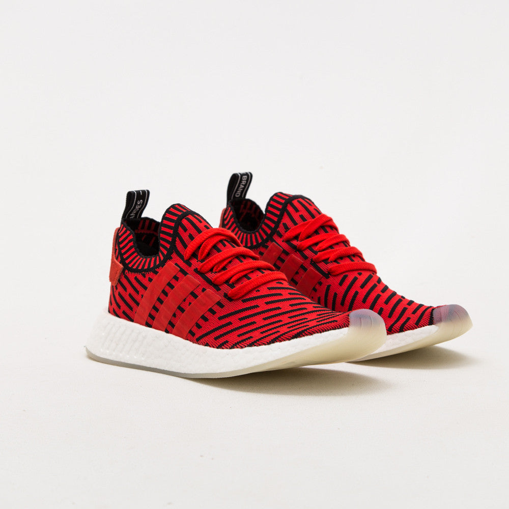 adidas NMD_R2 Sneakers - Core Red BB2910 | AStore