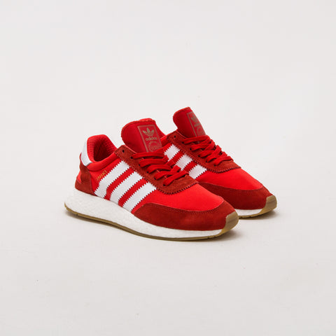 adidas Iniki Runner Sneaker - Red BB2091 | AStore