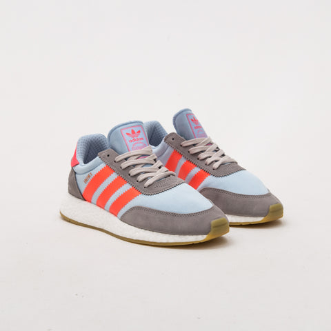 adidas Iniki Runner Sneaker - Grey / Turbo BB2098 | AStore