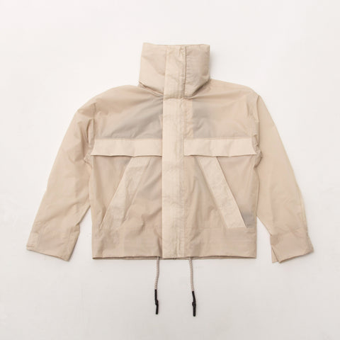 adidas Day One Bonded Windbreaker - Clear Brown BS3109 - Front | AStore