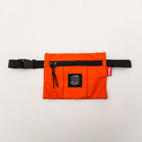 Roo Belt Bag - Orange / Black