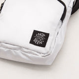 Not Seen Sling Bag / Utility Bag - White - Detail | AStore