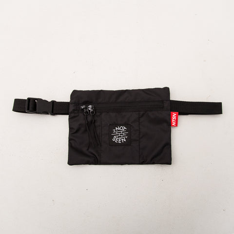Roo Belt Bag - Black Riptech