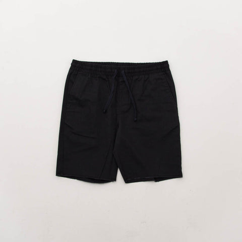 Dayshift Elastic Short - Pirate Black - A Store