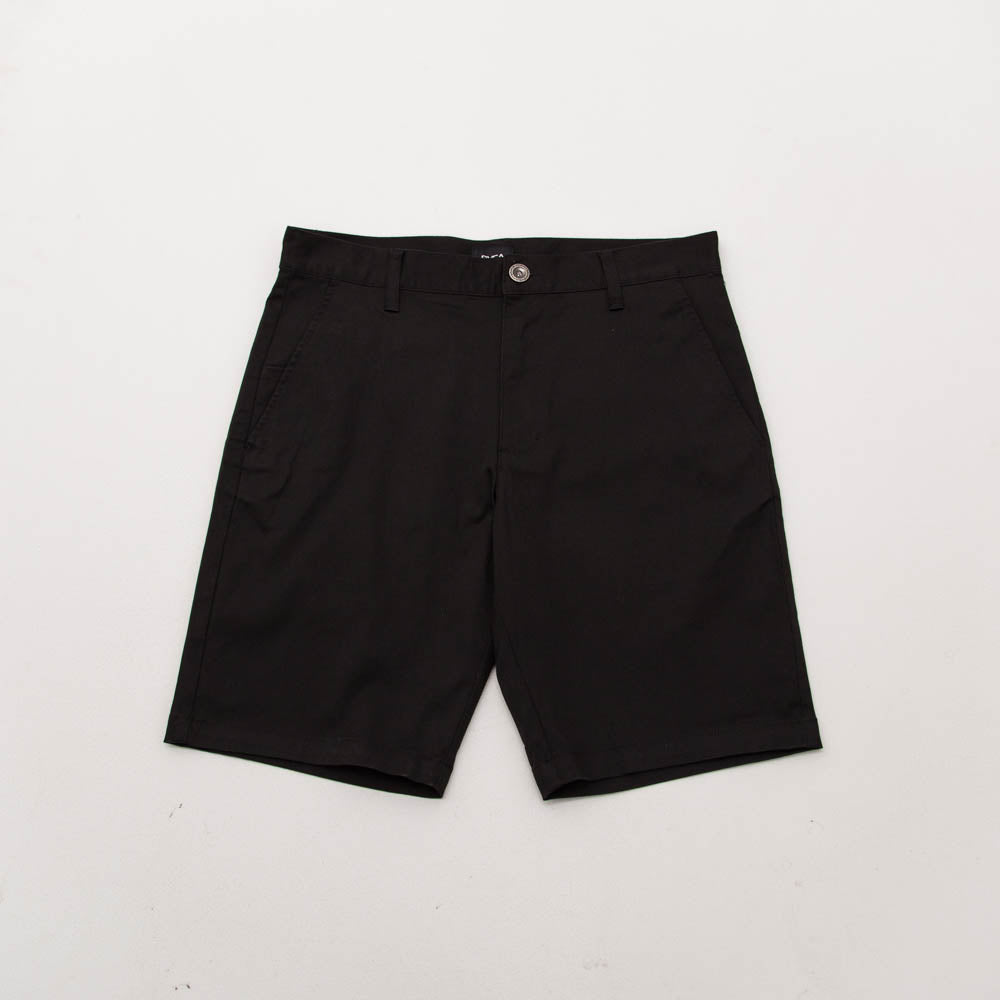 Week-End Stretch Short - Black