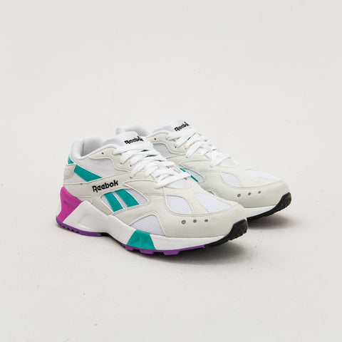Aztrek - White / Green