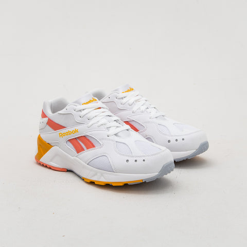 Aztrek - White / Orange
