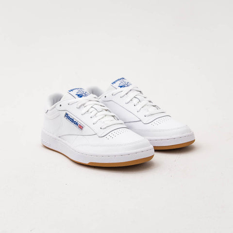 Club C 85 - White / Royal / Gum - A Store