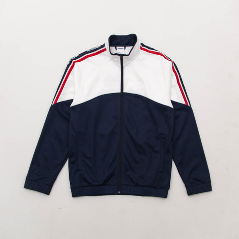 Reebok Franchise Track Top - Navy BQ3590 - Front | AStore