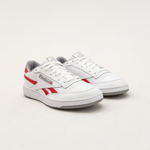 Revenge Plus - White / Red