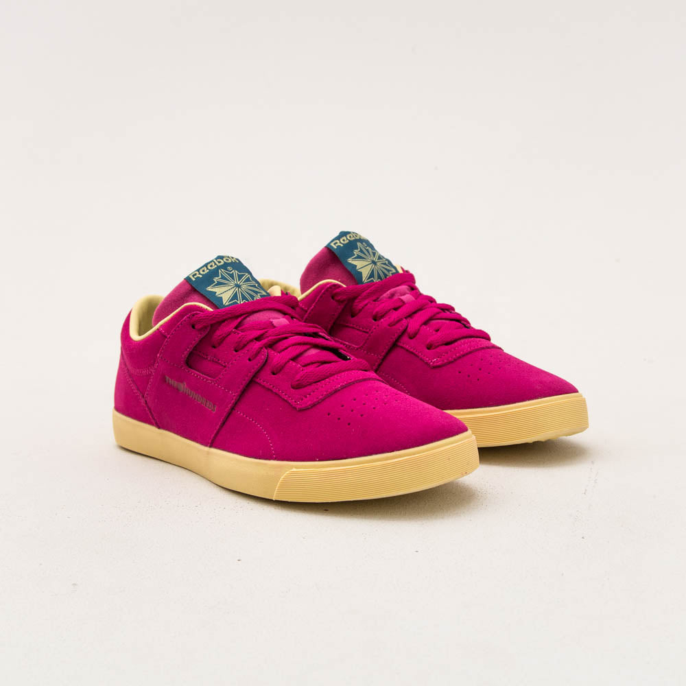Reebok Workout Clean FVS x The Hundreds - Fuchsia CN2023 | A Store