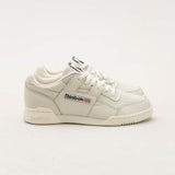 Reebok Workout Plus Mu Sneaker - Chalk White CN4966 - Side | A Store