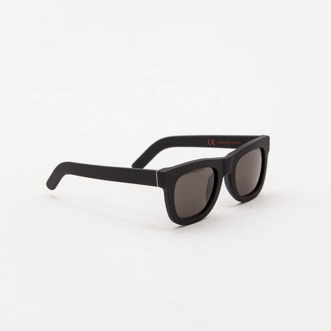 Super Ciccio Sunglasses - Matte Black 79M | AStore