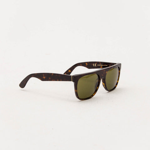 Super Flat Top 3267 Sunglasses - Green 5N1 | AStore