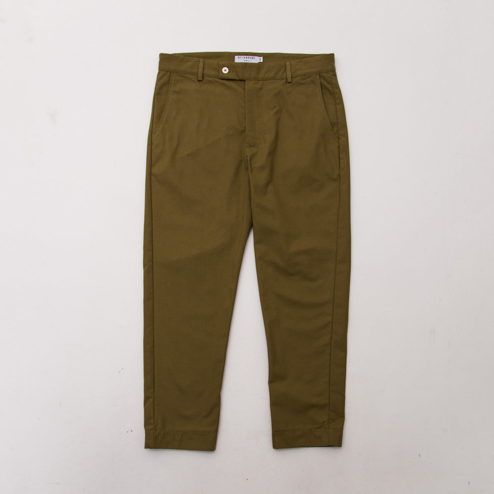 Easy Pants - Olive - A Store