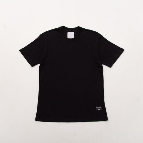 Heavy Weight Tee - Black - A Store