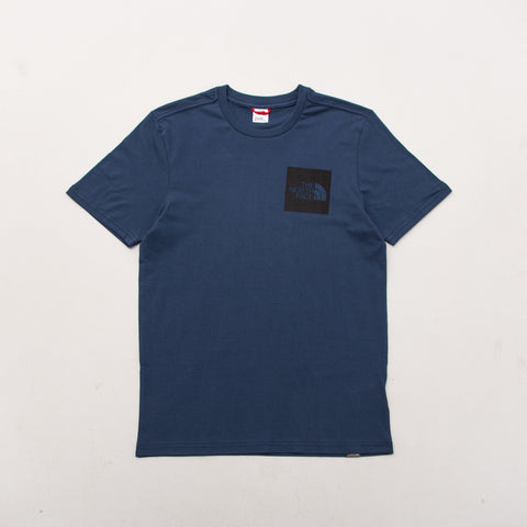 Fine Tee - Shady Blue - A Store