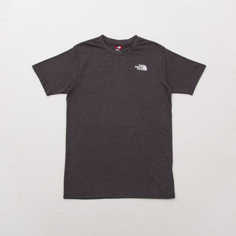 The North Face Red Box Tee - Grey Heather - Front | AStore