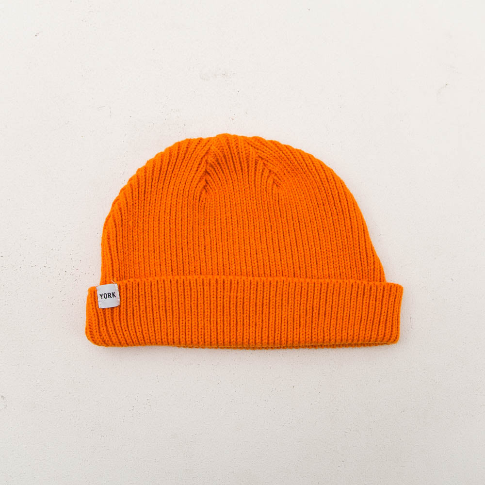 York Beanie - Orange