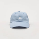 York Surf Shark Fin Cap - Light Blue - Front | AStore