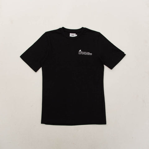 Tip Toe Club Tee - Black