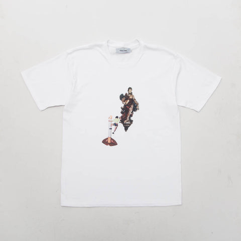 Tough Love 'No Way Out' Tee - White