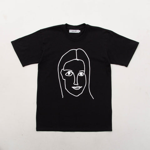 Girl Face - Black - A Store
