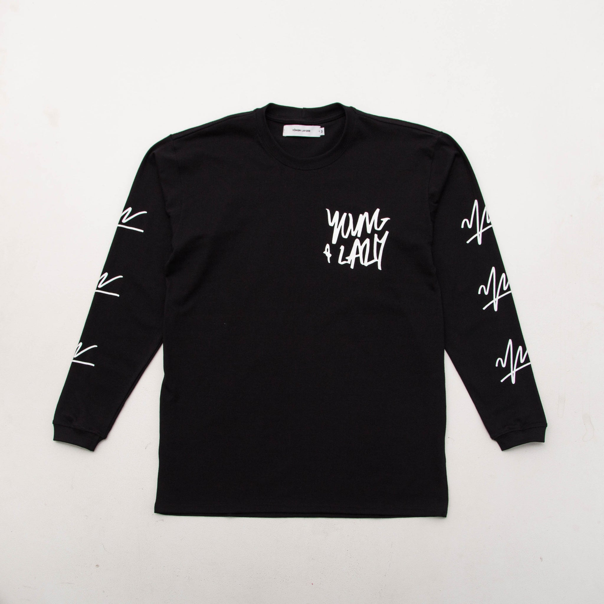 Signature LS Tee - Black
