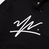 Young & Lazy Signature Hoody - Black - Logo | A Store