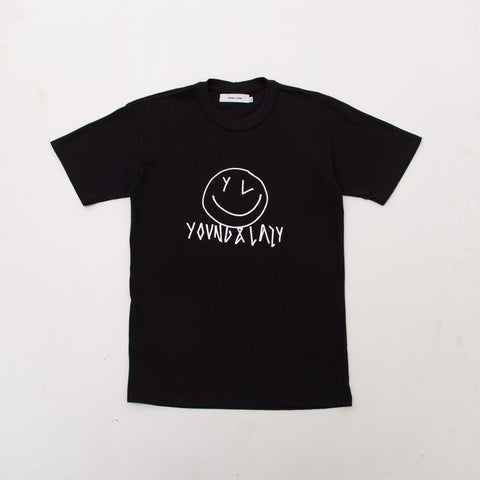Smiley Tee - Black