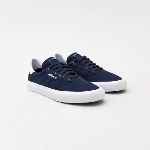 3MC - Collegiate Navy / Collegiate Navy / Cloud White - A Store