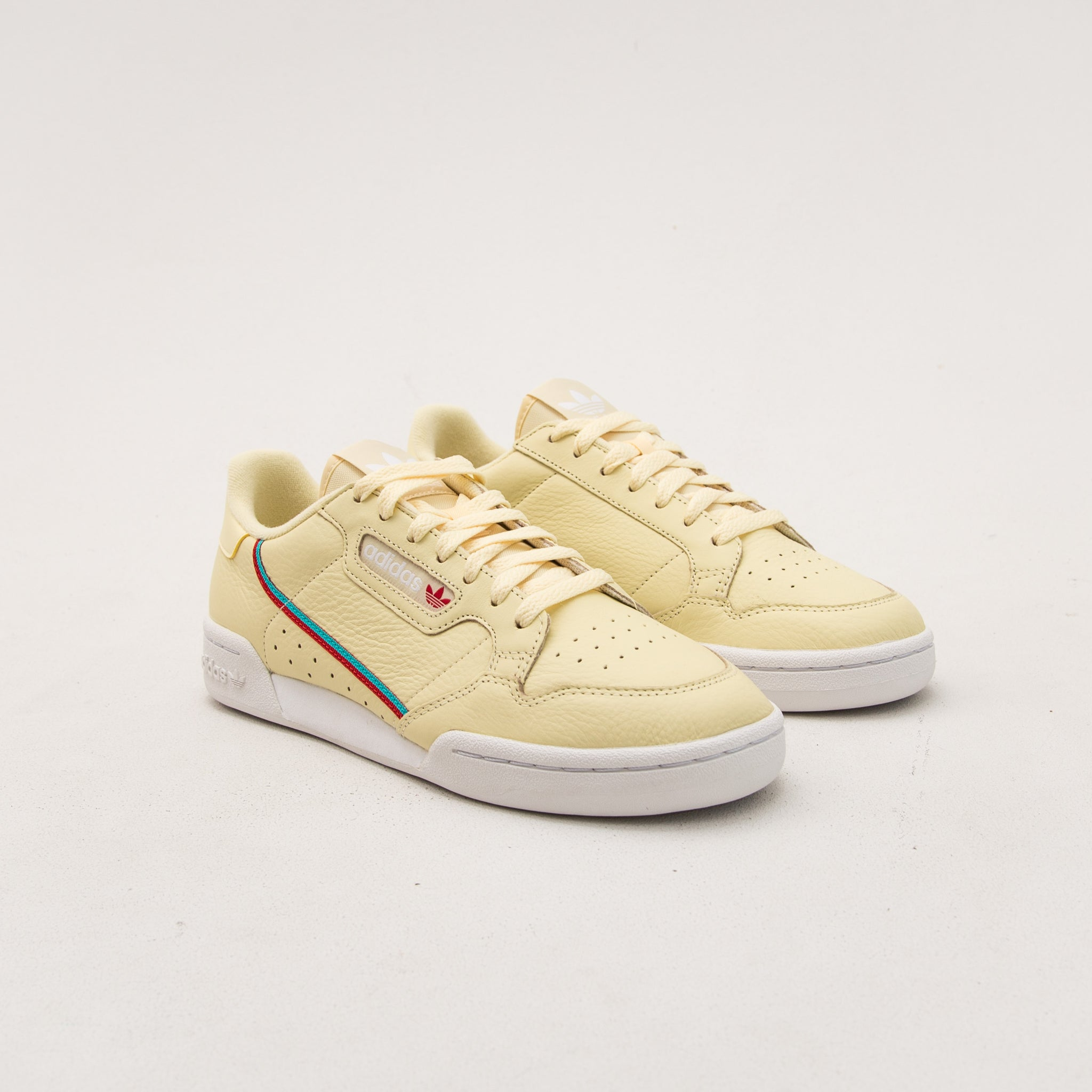 b64af644c4ef67 adidas Continental 80 - Yellow AQ1054 - Buy Sneakers Online