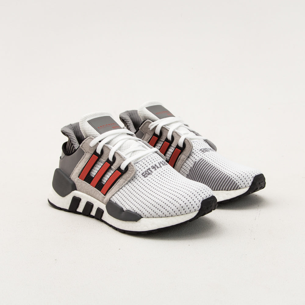 EQT Support 93/18 - Cloud White / Hi-Res Red / Grey - A Store
