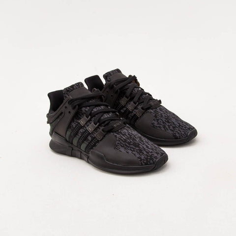 EQT Support ADV - Core Black / Core Black / Sub Green - A Store