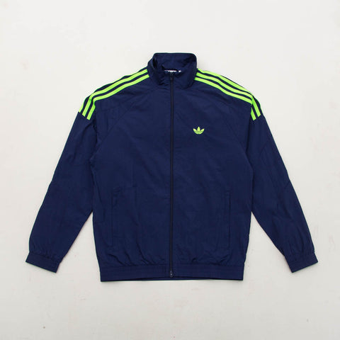 Flamestrike Track Jacket - Dark Blue - A Store