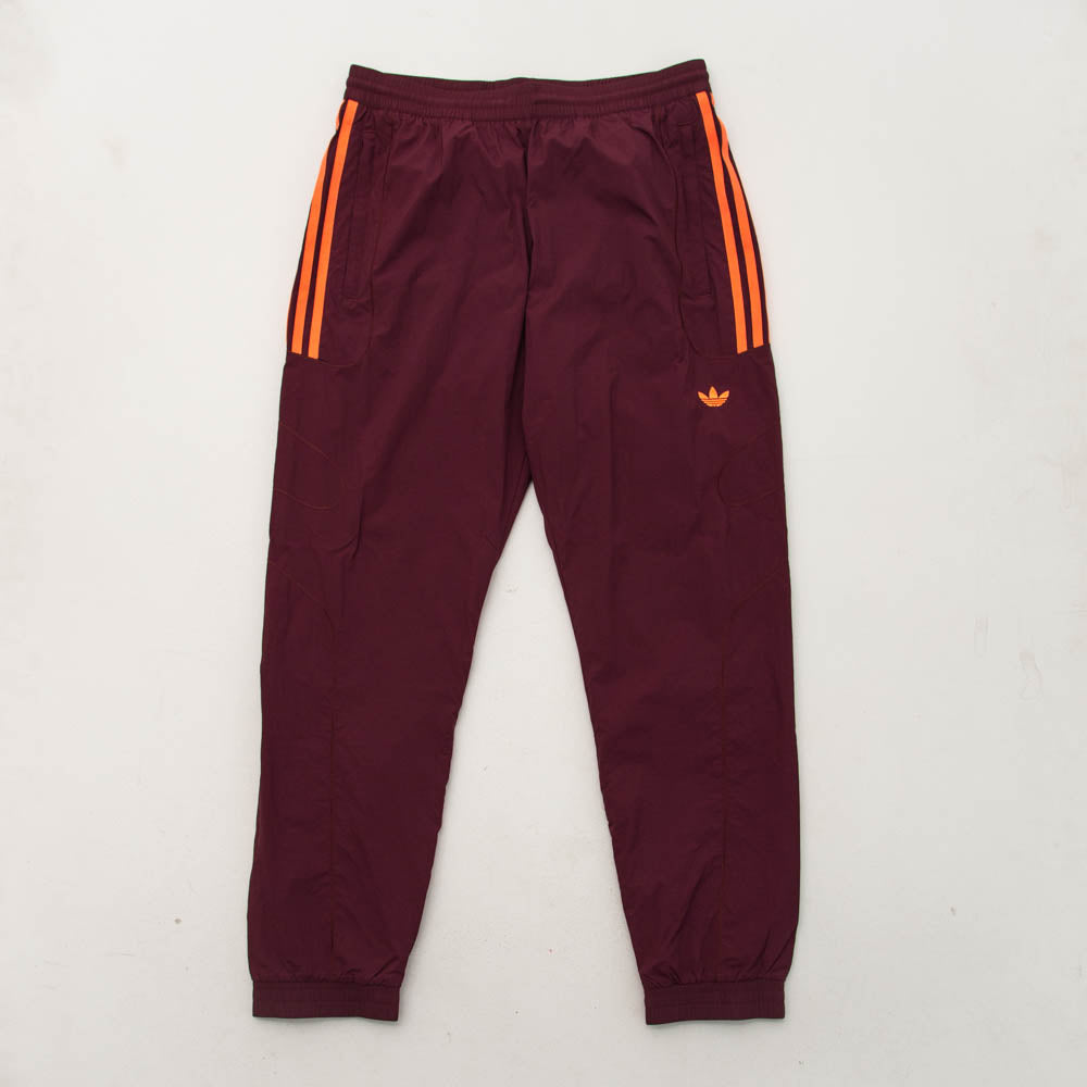 Flamestrike Track Pant - Maroon - A Store