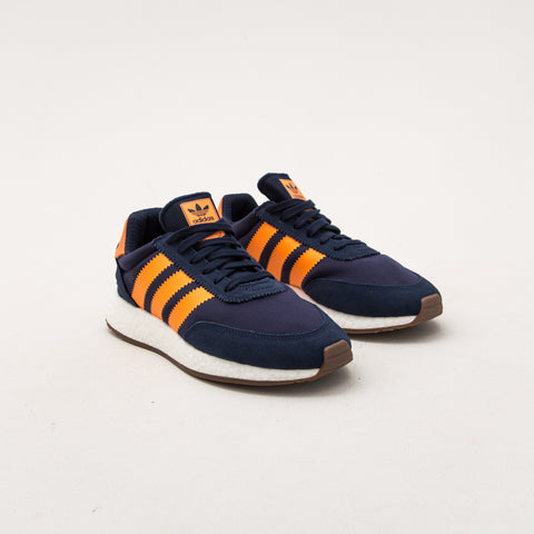 I-5923 - Collegiate Navy / Gum / Grey