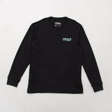 Kaval GRP LS - Black / Clear Mint - A Store
