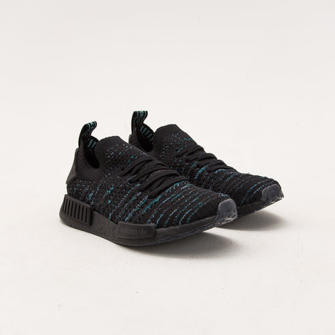 adidas NMD R1 STLT Parley Sneakers - Black AQ0943 | A Store