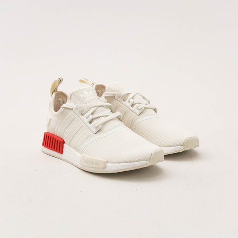 NMD_R1 - Off White / Off White / Lush Red - A Store