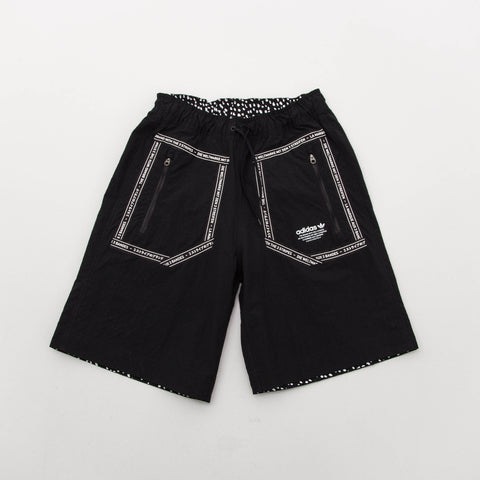adidas NMD Shorts - Black BS2532 - Front | AStore