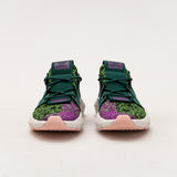 adidas x Dragon Ball Z Prophere 'Cell' Sneakers - Green / Purple D97053 - Front | A Store